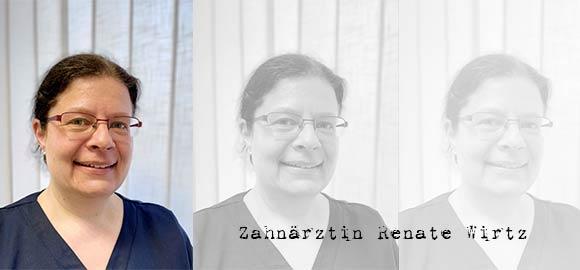 Zahnärztin Renate Wirtz